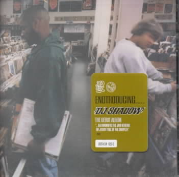 ENDTRODUCING BY DJ SHADOW (CD)